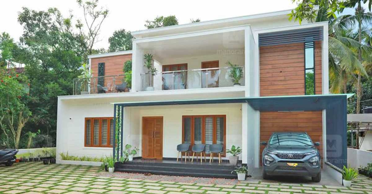 Graceful and artistic, this Kothamangalam house is celebration of homestyle