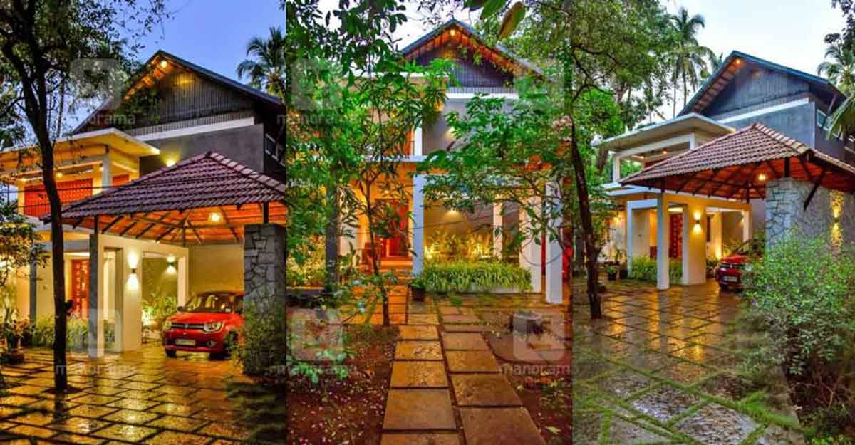 Warmth of tradition, fragrance of luxury blend in this spectacular Thrissur home