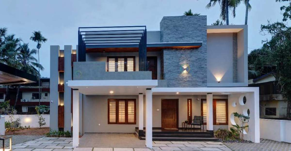 Kochi mansion sizzles as specimen of perfect home designing