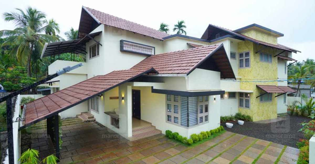 A unique promise that made a stunning house happen in Ponnani