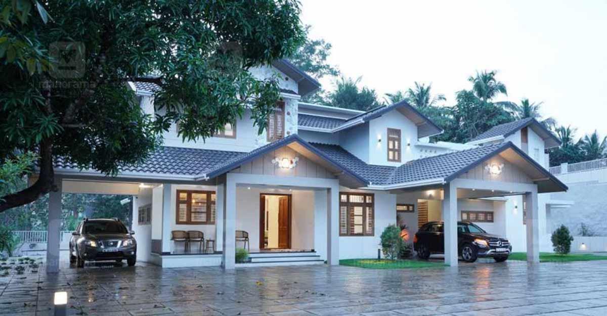 A fabulous Manjeri mansion full of surprises inside