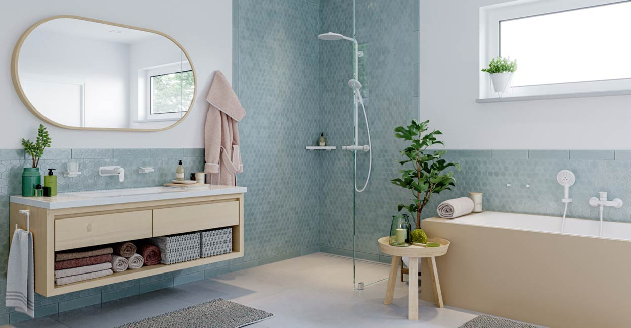 How to make your bathroom most comfy, clean and trendy private ...