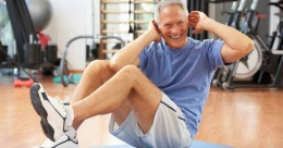 Be fit and fabulous in your 50s by staying active and doing exercise
