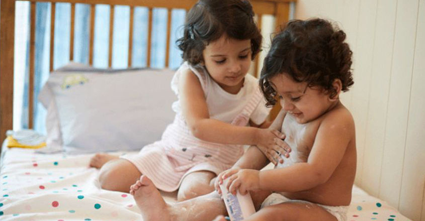 Here are some ways to manage dry and itchy skin in babies