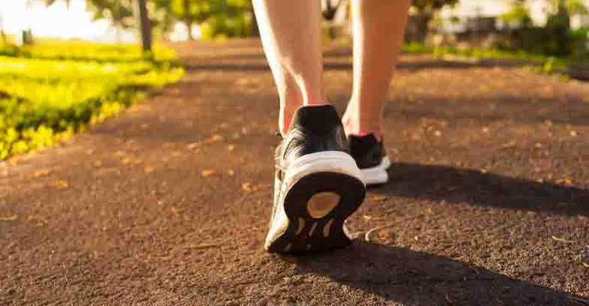 Preventing Alzheimer's: ensure 2.5 hours of physical activity a week