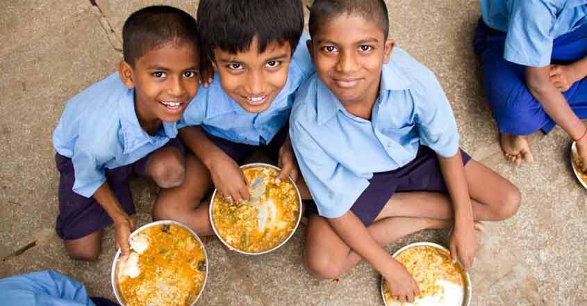 The Akshay Patra Foundation feeds 19 lakh students every school day.