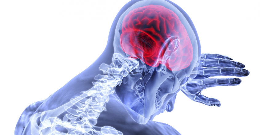 Are you absentminded? It can predict risk of silent stroke