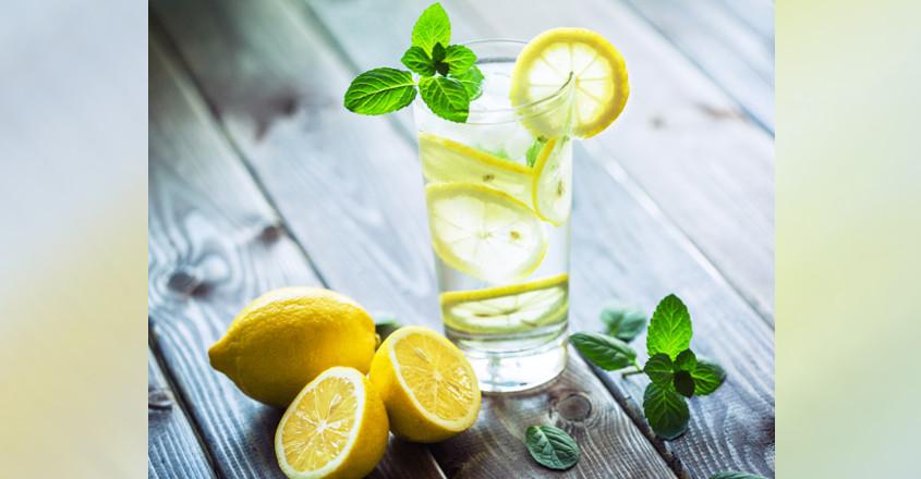 Take lemon diet to get a flat tummy in a week