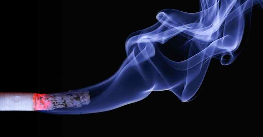 Tobacco smoking potential risk factor for COVID-19: Study