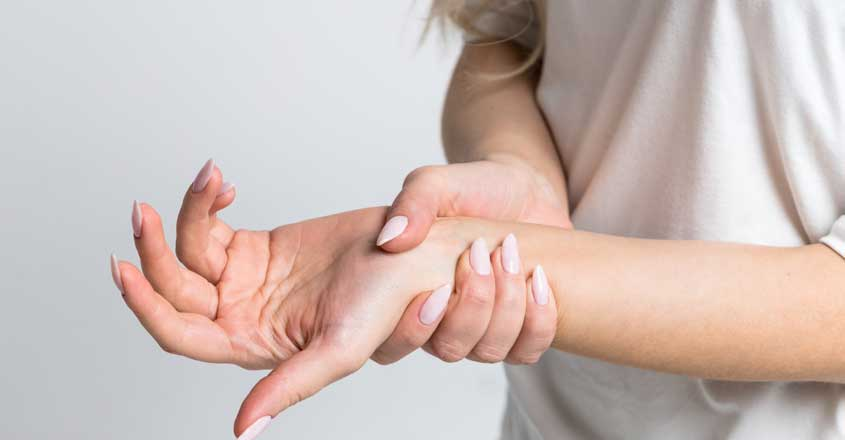 hand-numbness