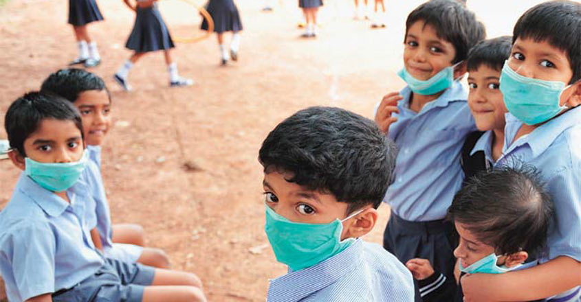 Air pollution may affect psychological health in kids