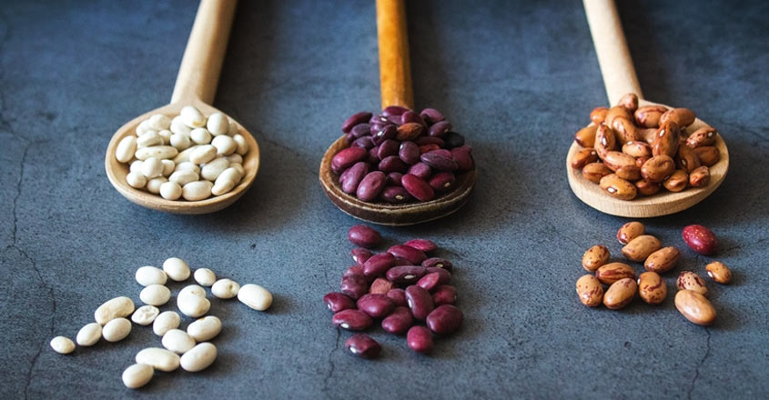 Power up your diet with pulses and legumes.