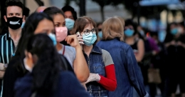 Masks reduce infection risk, likely preventing thousands of COVID-19 cases: study