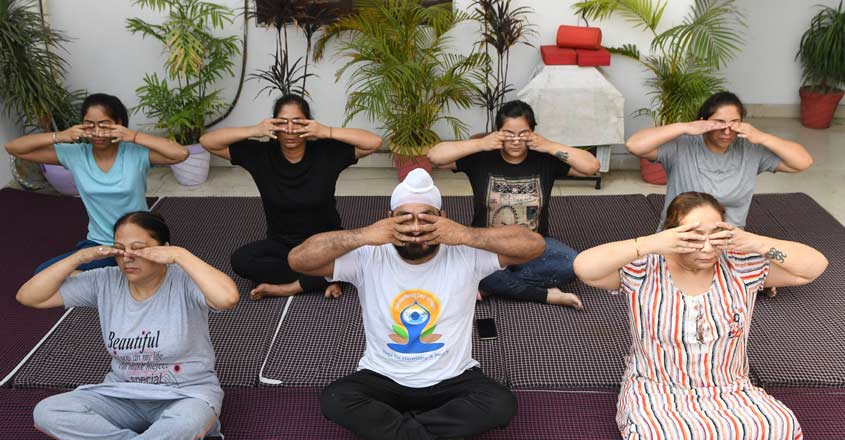 INDIA-HEALTH-YOGA-DAY