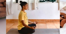Yoga and almonds make a power-packed healthcare combo