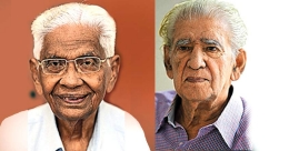 Two pioneer doctors in Kerala turn 90 as India celebrates Doctors' Day