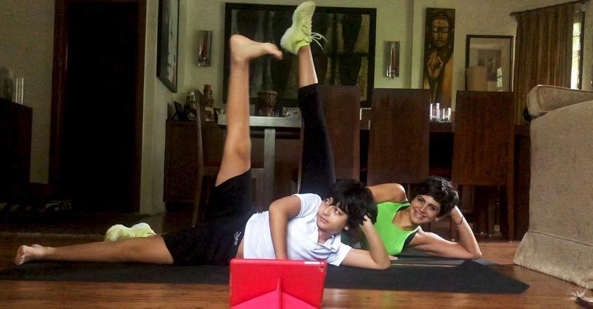 Mandira Bedi: Sports, physical activities help imbibe life values  in kids