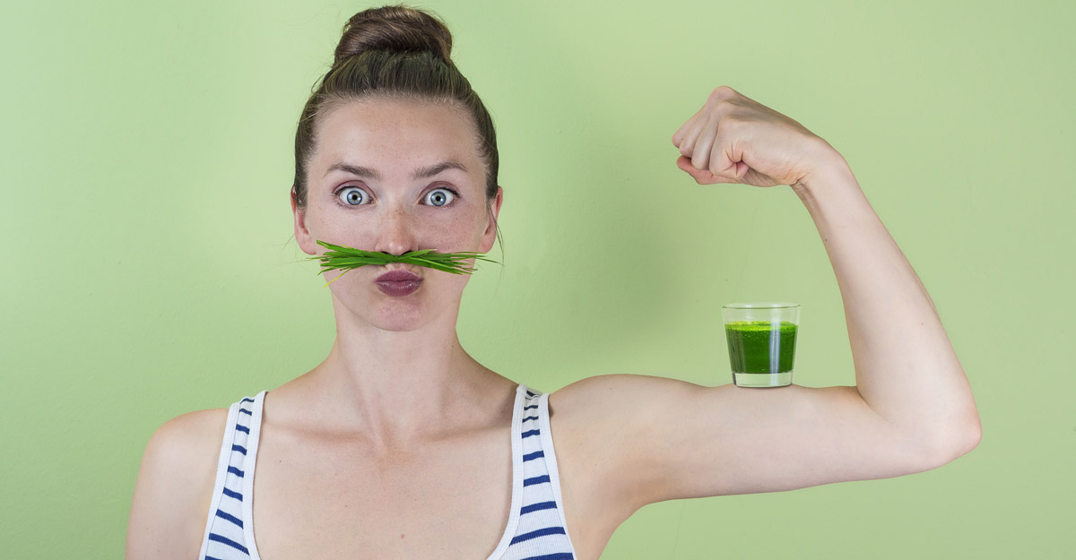 Know 'green blood' wheatgrass, the health tonic to prevent diseases