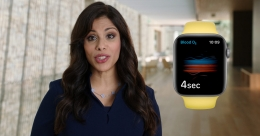 Apple launches virtual fitness service, new watches can monitor blood oxygen
