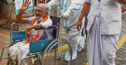 100-year-old Assam woman beats COVID-19 through her positivity