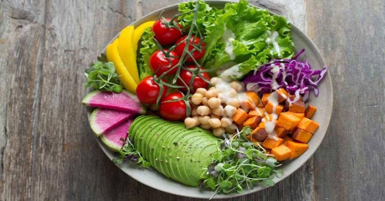 صحت مند کھانا کوویڈ انفیکشن سے بچا سکتا ہے ، نئی تحقیق