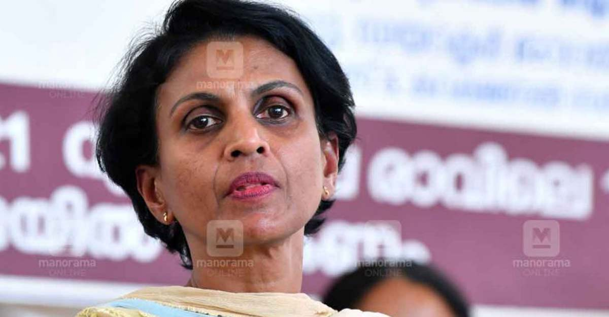 Completing an illustrious career Kerala's first woman IPS officer retires