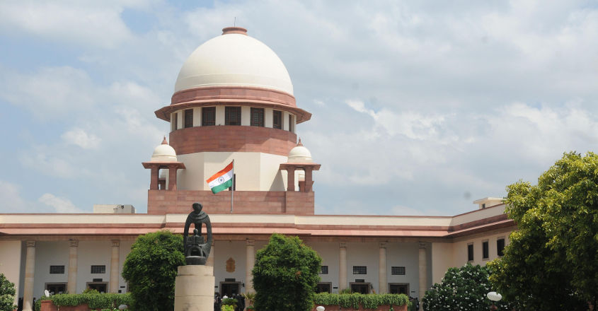 SC declines early hearing of pleas in Ayodhya case