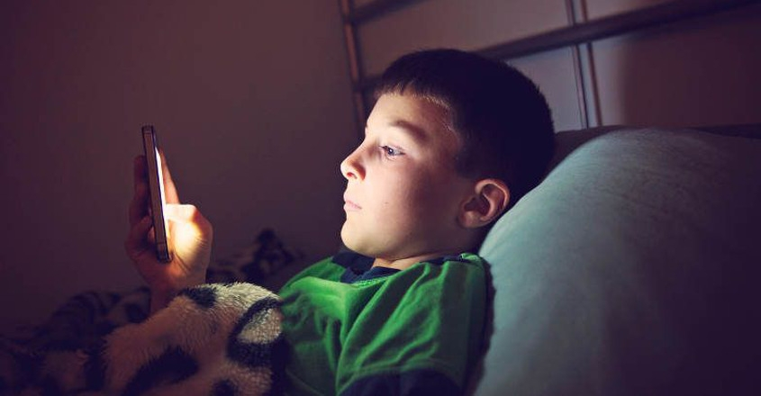 Children's mental health can be hampered by insufficient sleep at night