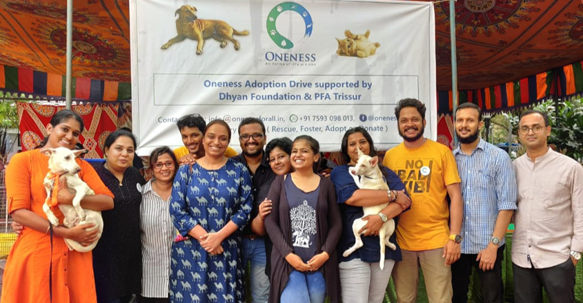 Kochi's unique pet adoption drive helps stray animals find shelters