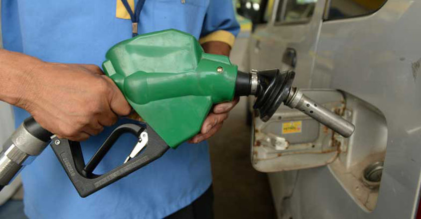 Cess on petrol, diesel hiked by Re 1 a litre, customs duty on gold increased