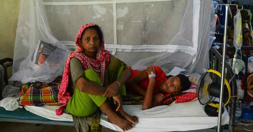 BANGLADESH-HEALTH-DENGUE
