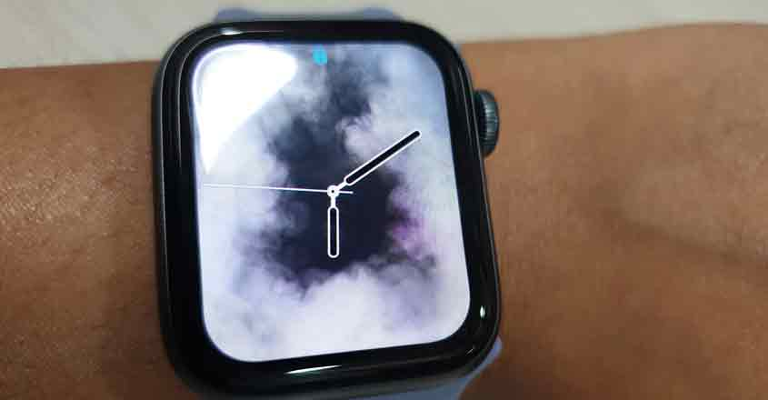 Apple Watch Series 4. (Photo: IANS)