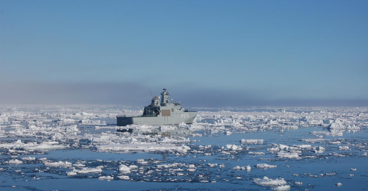 CLIMATE-CHANGE-GREENLAND-SECURITY