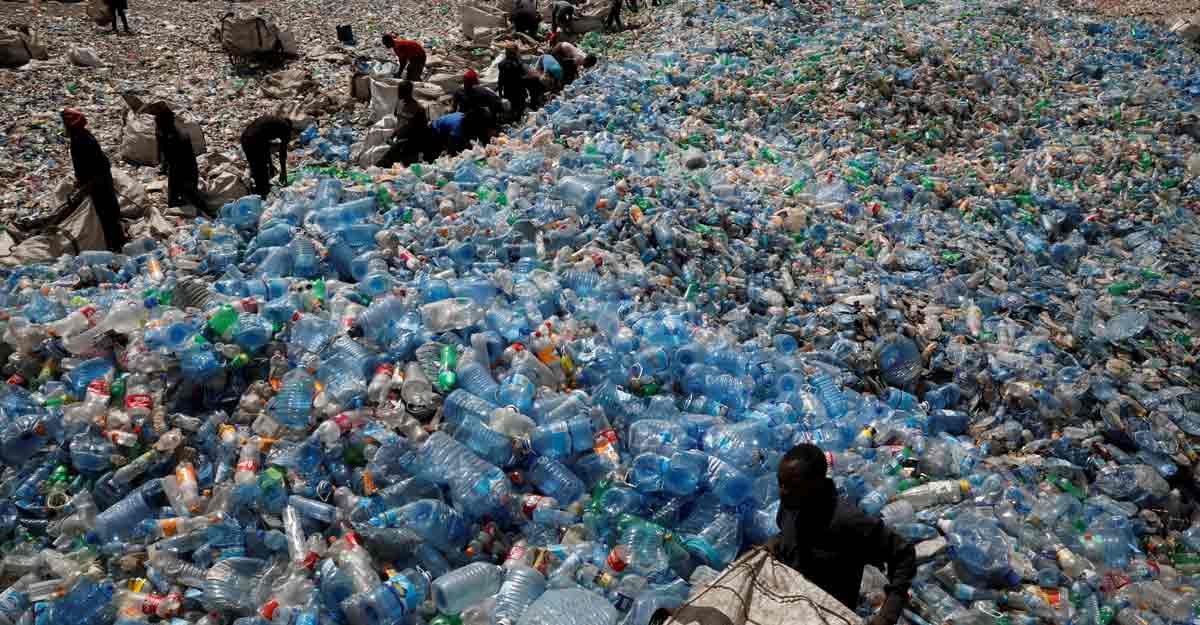 Plastic pandemic: How COVID slowed the recycling dream