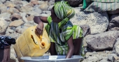 Women at risk as millions in four nations face famine