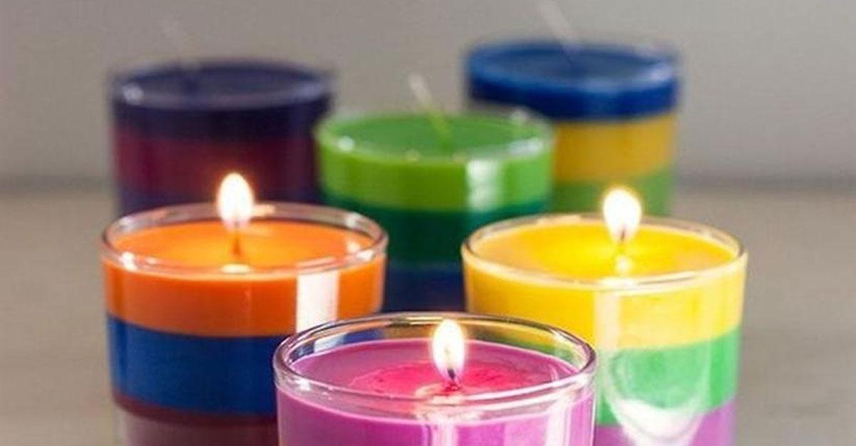 How to make crayon candles engaging kids at home this Diwali