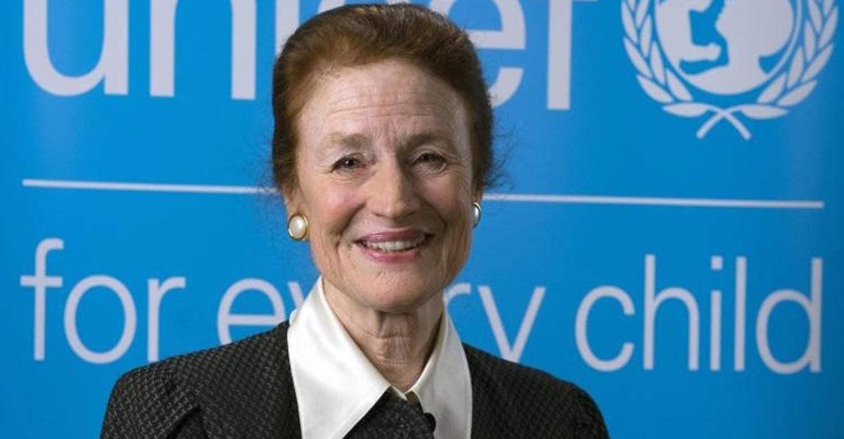 UNICEF Executive Director Henrietta Fore (Photo: UNICEF/IANS)