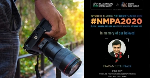 Entries invited for Navaneeth Memorial Photography Awards