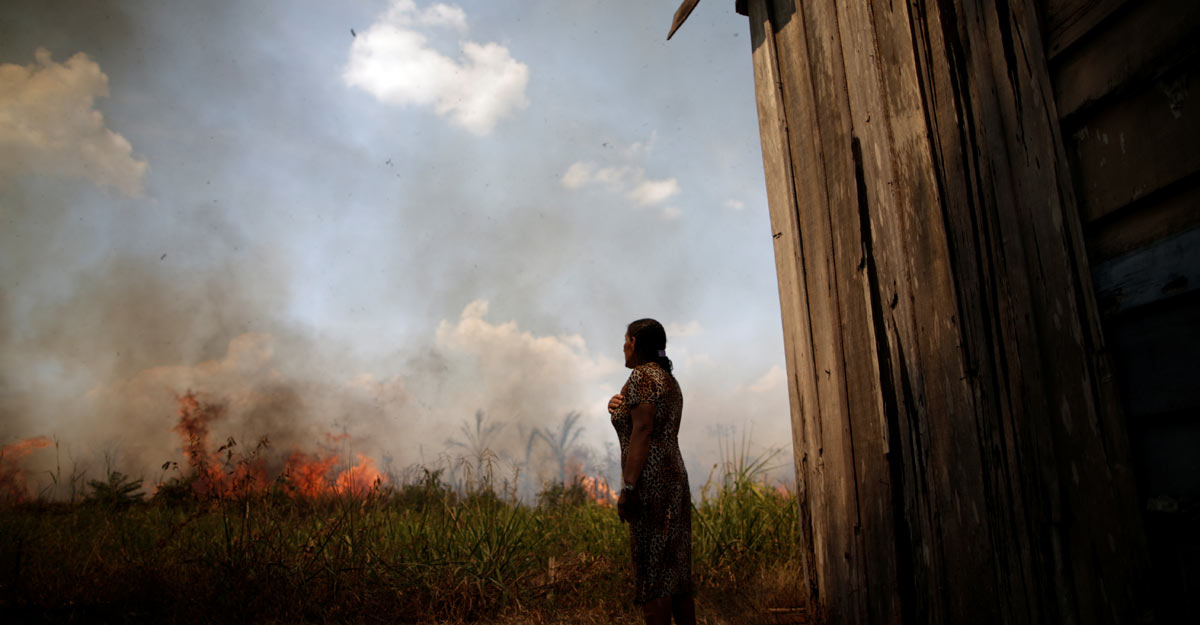 BRAZIL-ENVIRONMENT-FIRES