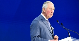 Swift action needed on climate change, warns Prince Charles