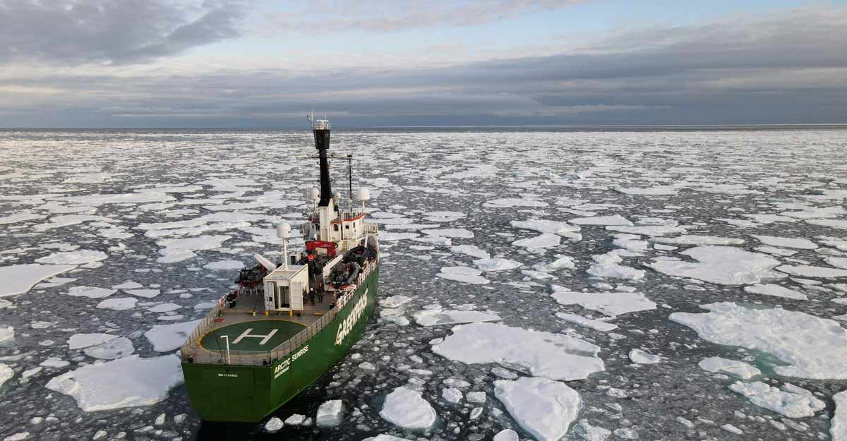 CLIMATE-CHANGE-SEA-ICE