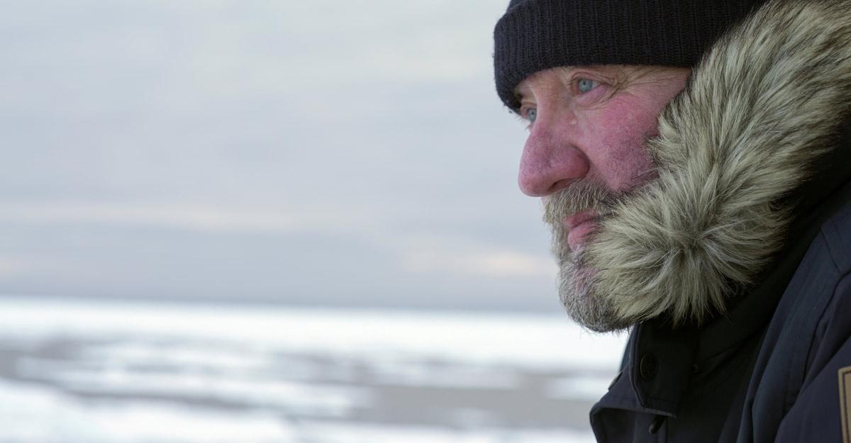 CLIMATE-CHANGE-ARCTIC-VETERAN-ACTIVIST