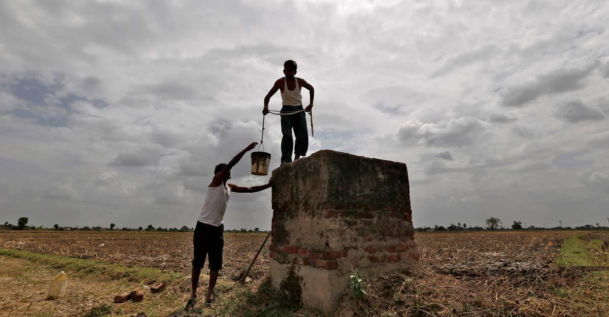 INDIA-FARMING-MONSOON