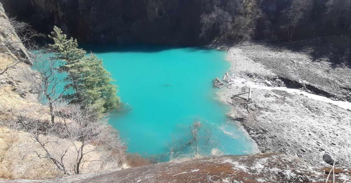 Rise in Dhauliganga-Rishiganga river beds after U'khand disaster