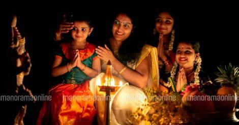 Taking in the grandeur of Vishu