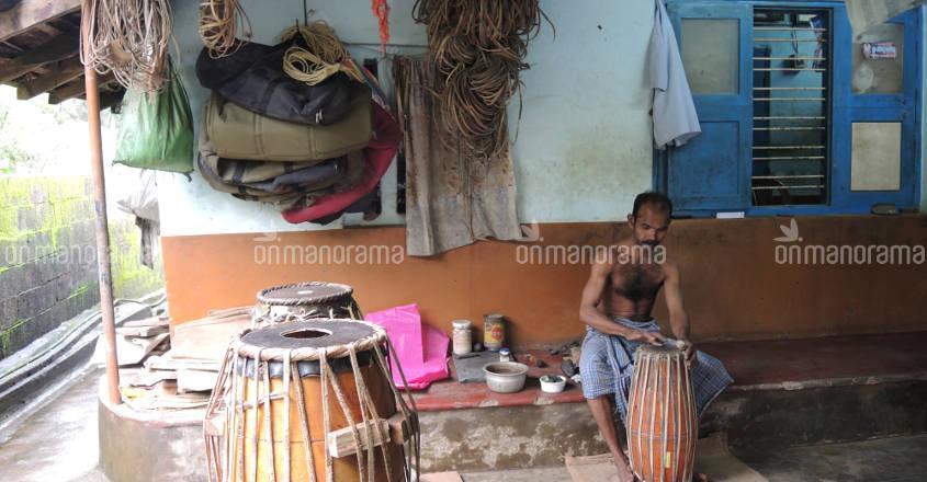 P R Kasuman's shop