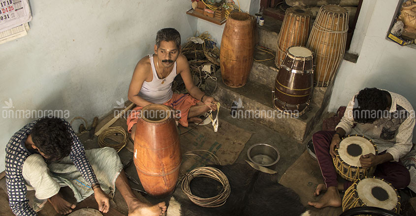 Palakkad's Peruvemba village: A 200-year legacy in percussion
