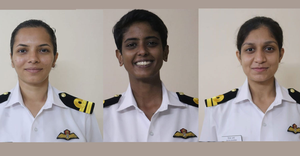 First batch of 3 women pilots to fly Dornier operationalised at SNC Kochi