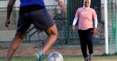 Soccer star becomes first woman to coach a men's pro team in Egypt