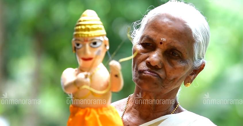 Balancing act: Padma Shri Moozhikkal Pankajakshi Amma